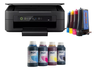 Impresora Multifuncion Xp 2101 + Sistema Cont + Tinta Aqx