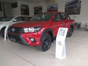 Toyota Hilux 4x4 Dc Limited 2.8 Di 6 At