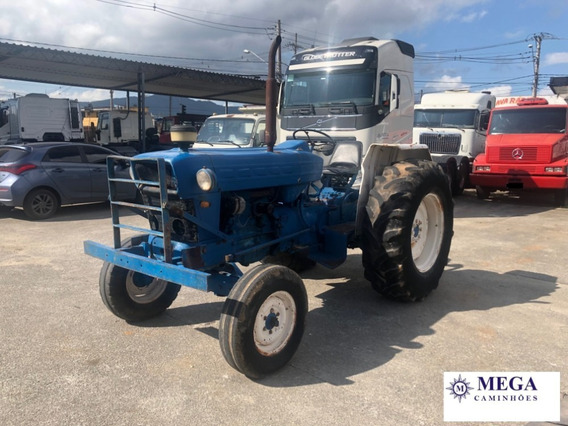Trator Ford 5600