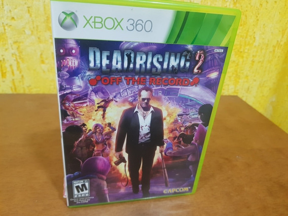 Dead Rising 2 Off The Record Usado Original Xbox 360