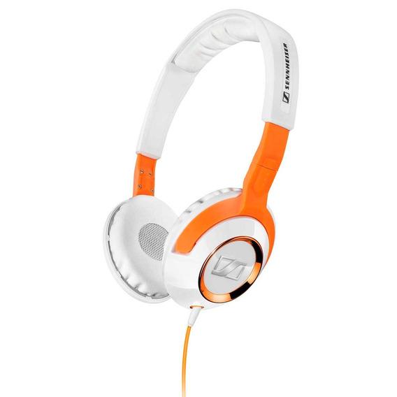 Headphone Sennheiser, Estéreo, Almofadas Macias, Conchas Com
