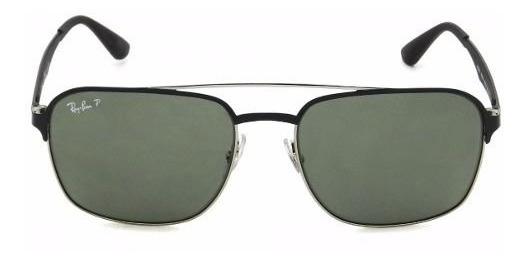 Óculos De Sol Ray Ban Rb3570 9004/9a