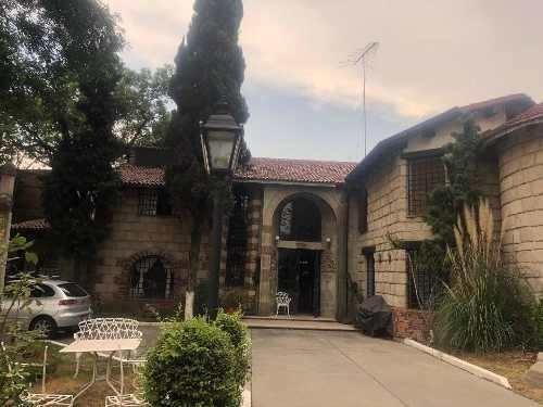Venta Casa Estilo Alemán Cerca De La Noria Xochimilco