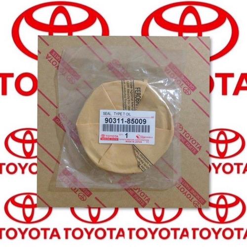 Estopera Trasera De Cigueñal Toyota Camry Celica 2.2