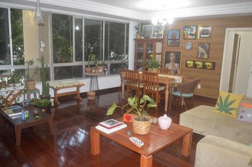 Apartamento À Venda, 4 Quartos, 1 Suíte, 1 Vaga, Barra - Salvador/ba - 1251
