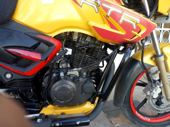Moto Tvs Rtr Apache 180