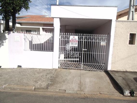 Casa Para Alugar, 82 M² Por R$ 1.350,00/mês - Centro - Boituva/sp - Ca0987