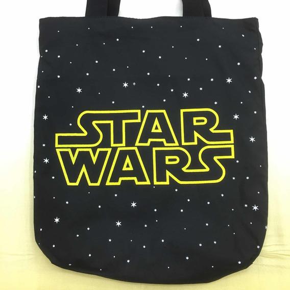 Bolsa Tecido Star Wars Ecobag