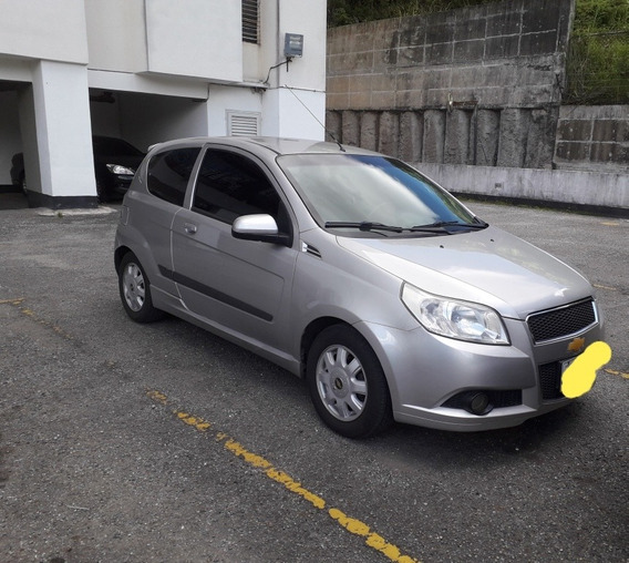 Chevrolet Aveo Ls 1.6 Sincronico