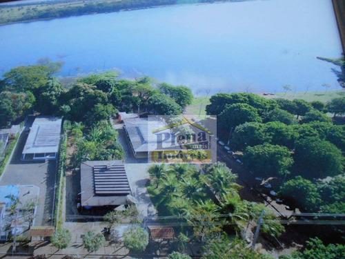 Imagem 1 de 12 de Chácara Residencial À Venda, Zona Rural, Mesópolis. - Ch0108