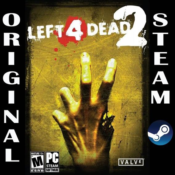 Jogo Left 4 Dead 2 Steam Pc Original Steam Gift Digital