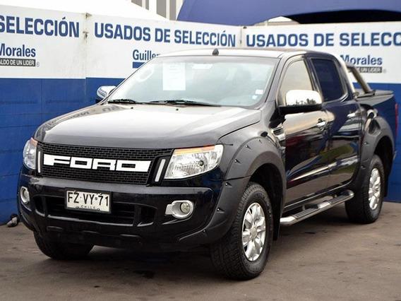 Ford Ranger Xlt D Cab 2014