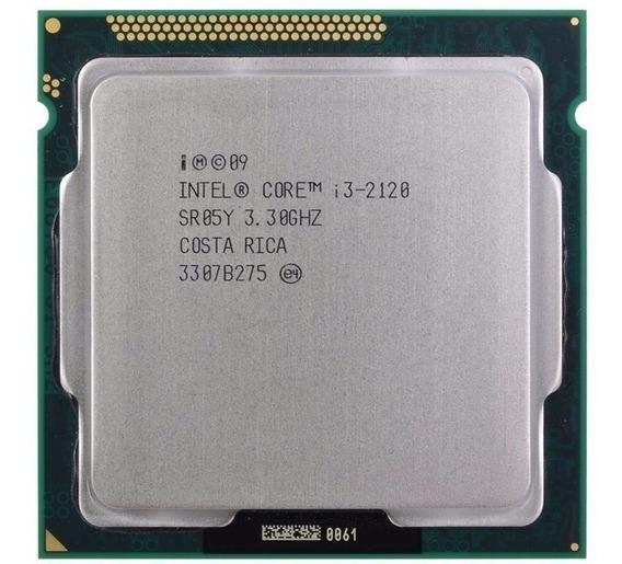 Processador Core I3 2120 - Socket 1155