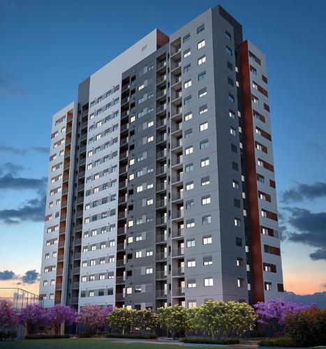Apartamento Residencial Para Venda, Vila Constança, São Paulo - Ap8357. - Ap8357-inc