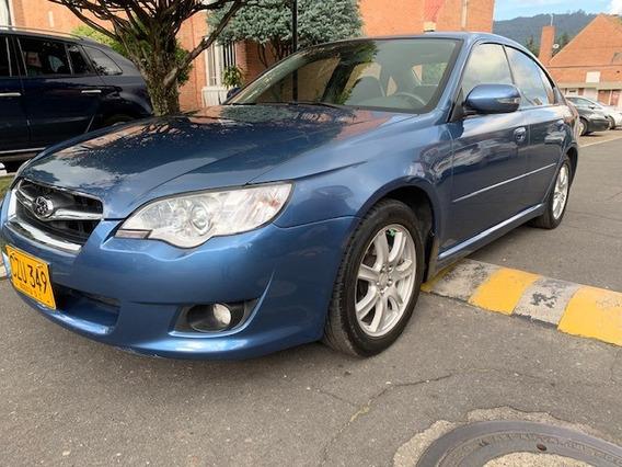 Subaru Legacy Bogotá, Bajo Kilometraje, Único Dueño