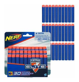 Repuesto 30 Dardos Nerf N-strike Elite Hasbro A0351 Eps