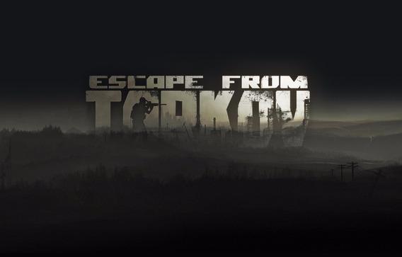 Escape From Tarkov Standard Edition Pc Key Envio Na Hora