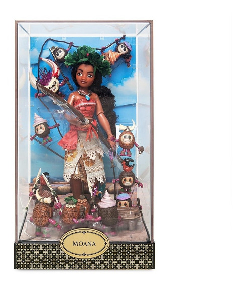 Moana Disney Folktale Designer Collection Limited