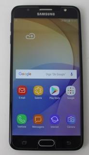 Smartphone Samsung J7 Prime 32gb,leitor Digital, 4g,preto-a