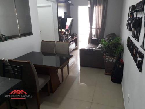 Imagem 1 de 22 de Apartamento Com 2 Dormitórios À Venda, 50 M² Por R$ 265.000,00 - Jardim San Marino - São José Dos Campos/sp - Ap1515