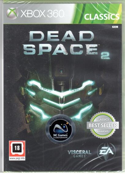 Dead Space 2 Xbox 360 Mídia Física Lacrado