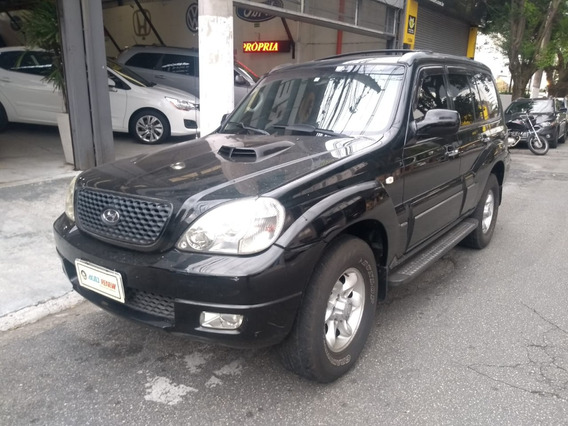Hyundai Terracan Gl 4x4 2.5 Turbo