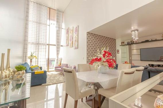 Apartamento À Venda De 119,68 M² No Residencial Thiago De Mello. 03 Quartos, Sendo 01 + 01 Semi-suíte, 02 Vagas Garagem, Bairro Dom Pedro - Manaus - Ap Thiago - 33811933