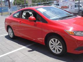 Honda Civic Ex Coupe 2012
