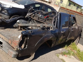 Ford Ranger Xl Plus Chocada C/ Faltantes Block Pelado