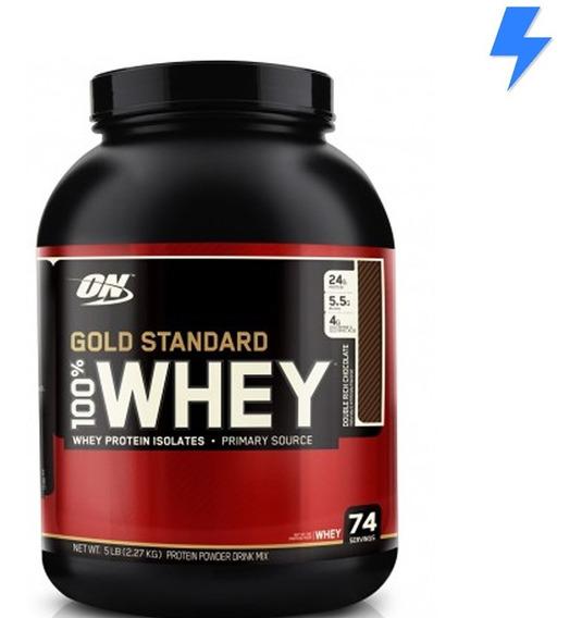 Whey Gold Standard 2.3kg - Optimum Nutrition