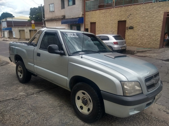 Chevrolet S10 2.8 Colina Cab. Simples 4x2 2p 2008