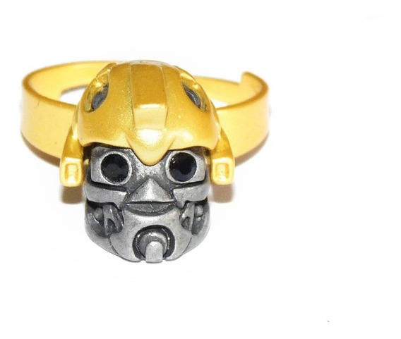 Anel Bumblebee Transformers