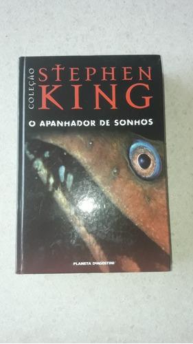 Coleção De Livros Stephen King Apanhador De Sonhos Vol 1.2