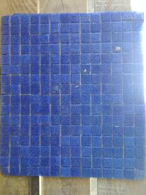 Mosaico Veneciano Azul Cobalto. Por Pieza (hoja)