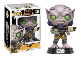 Funko Pop Zeb Star Wars