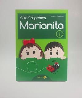 Guía Marianita 1er Grado Editorial Girasol (original)