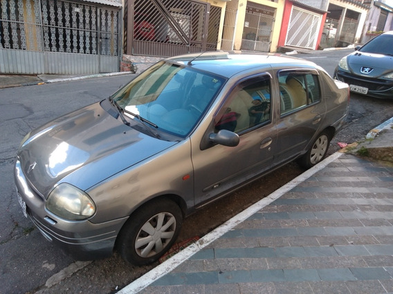 Renault Clio Sedan 1.6 16v Rn 4p