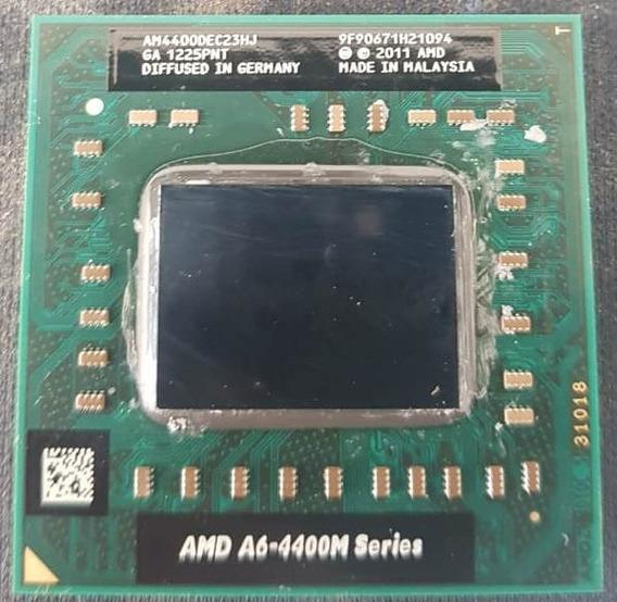 Processador Amd A6 4400m Series