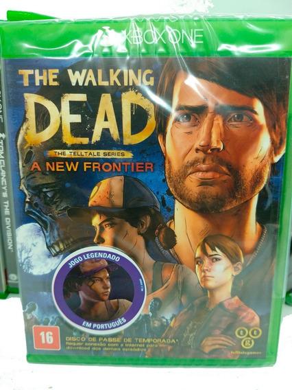 The Walking Dead New Frontier Jogos Xbox One Midia Fisica