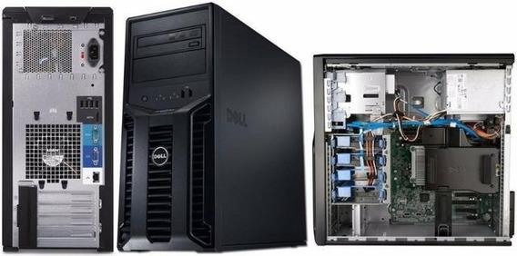 Servidor Power Edge T110 Ii Intel® Xeon® 8gb Ram 250gb Hd