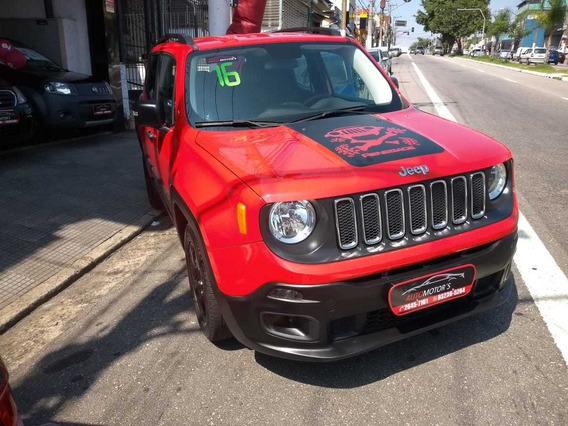 Jeep Renegade Sport Automatica Financia S/ Entrada