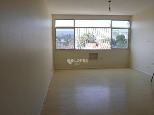 Apartamento Com 3 Dormitórios À Venda, 111 M² Por R$ 750.000,00 - Icaraí - Niterói/rj - Ap33040