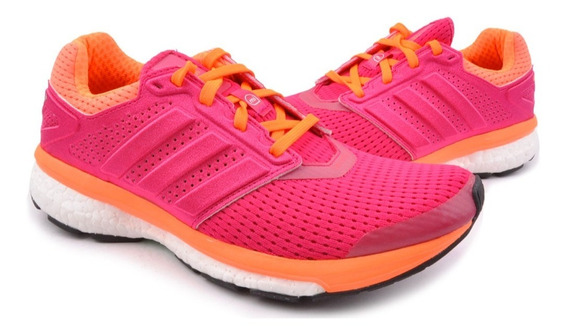Tenis adidas Super Nova Glid Boost B33604 Johnsonshoes