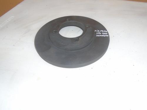 Imagen 1 de 3 de Vendo Disco De Freno Delantero De  Kia Pride, Año 2000