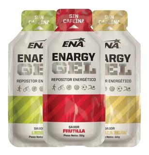 Enargy Gel X6 Unids Repositor Energetico Farmaservis