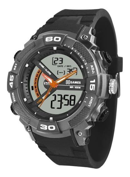 Relógio X Games Xtyle Digital Masculino Xmppa279-bxpx