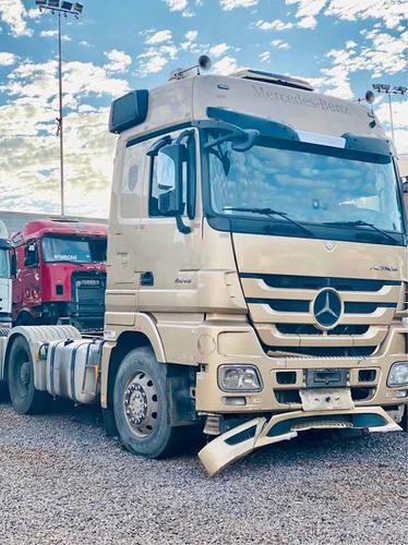 Sucata Para Venda De Peças Mercedes Benz Actros 2646 6x4