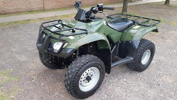 Honda Trx 250 Parrillero Automatico Cuatriciclo Atv