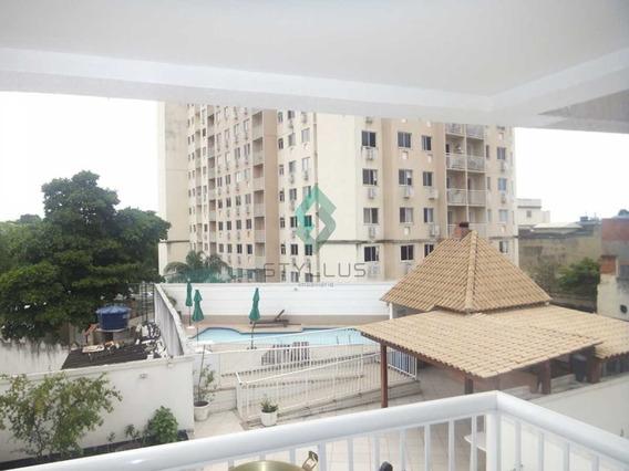 Apartamento-à Venda-cachambi-rio De Janeiro - C3805