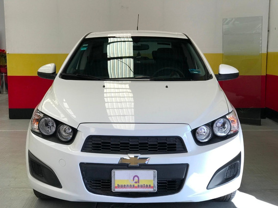 Chevrolet Sonic Lt 2016 (mexcar)